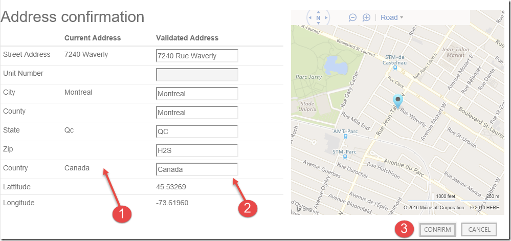 Free Address Validation Tool for Dynamics CRM | Salim Adamon